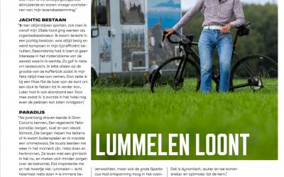 Bohemian Cyclist